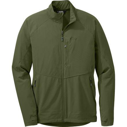 Outdoor Research Ferrosi Jacket 男款防风软壳外套