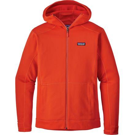 Patagonia Crosstrek Hooded Fleece Jacket 巴塔哥尼亚 男款连帽抓绒外套