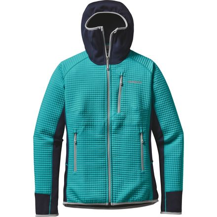 Patagonia Dual Aspect Hooded Softshell Jacket 巴塔哥尼亚 女款软壳外套