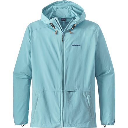 Patagonia Stretch Terre Planing Hooded Jacket 巴塔哥尼亚 男款轻薄弹力皮肤衣