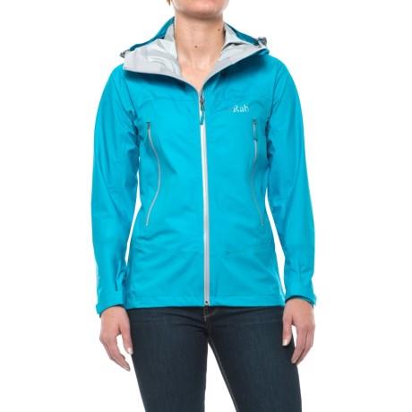Rab Myriad Pro Polartec® NeoShell® Jacket 女款三层硬壳冲锋衣
