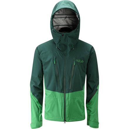 Rab Sharp Edge Jacket 男款 防水冲锋衣