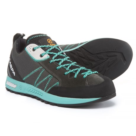 Scarpa Gecko Lite Hiking Shoes 斯卡帕 女款户外徒步鞋