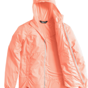 The North Face Flyweight Hoodie 北面 女款轻量风衣外套