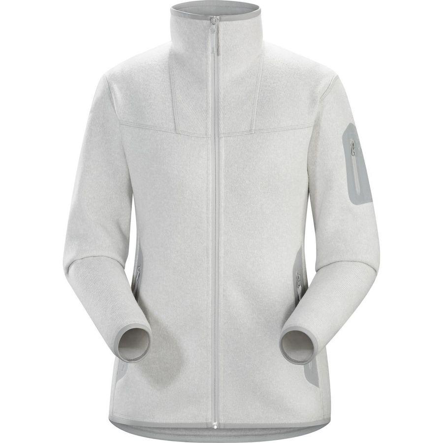 齐乐娱乐_Arc'teryx Covert Cardigan Fleece Jacket 始祖鸟 女款抓绒夹克