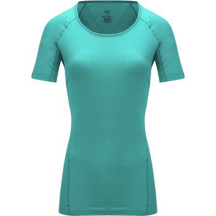 Arc'teryx Lana Shirt 始祖鸟 女款短袖T恤