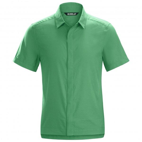 Arc'teryx Revvy Shirt SS 始祖鸟 男款 短袖衬衫