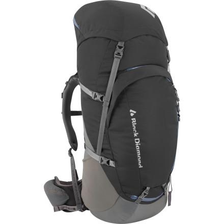 Black Diamond Mercury 65L Backpack 黑钻 男款户外登山包