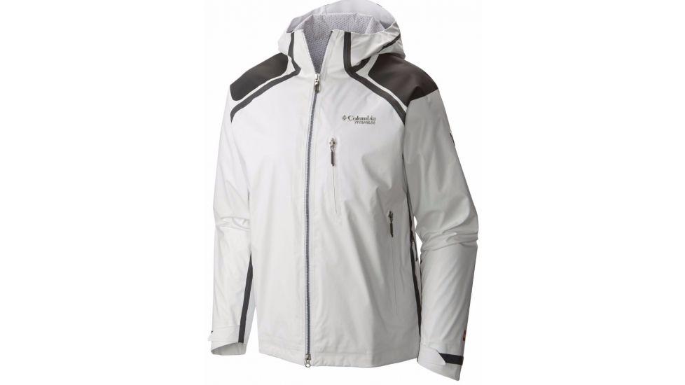 Columbia OutDry Ex Diamond Shell 哥伦比亚 男款钛金系列防水冲锋衣