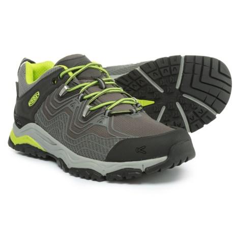 Keen APhlex Hiking Shoes 男款轻量户外徒步鞋