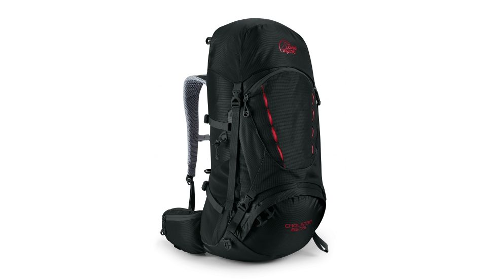 Lowe Alpine Cholatse 65:75 Backpack 男款重装多功能登山背包