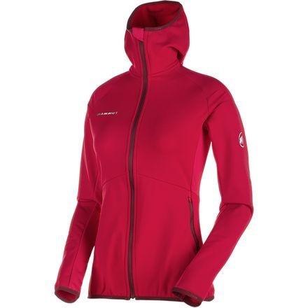 Mammut Botnica Light ML Hooded Jacket 猛犸象 女款连帽夹克