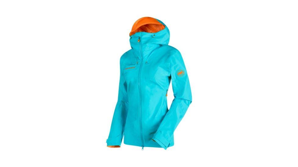 Mammut Nordwand Advanced HS Hooded Jacket 猛犸象 女款防水冲锋衣