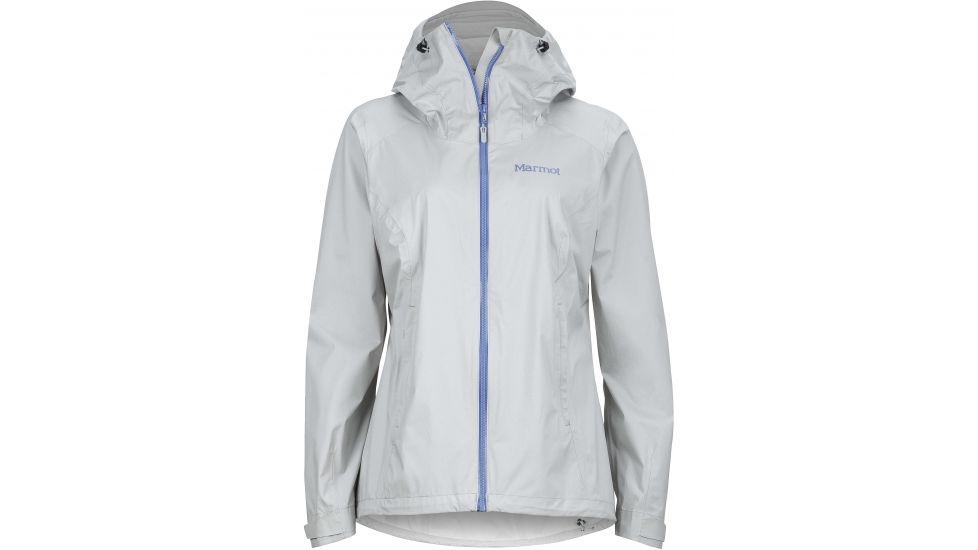 Marmot Magus Jacket 土拨鼠 女款轻量防水冲锋衣
