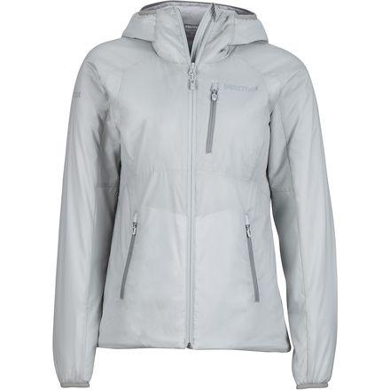 Marmot Novus Hooded Jacket 土拨鼠 女款冲锋衣