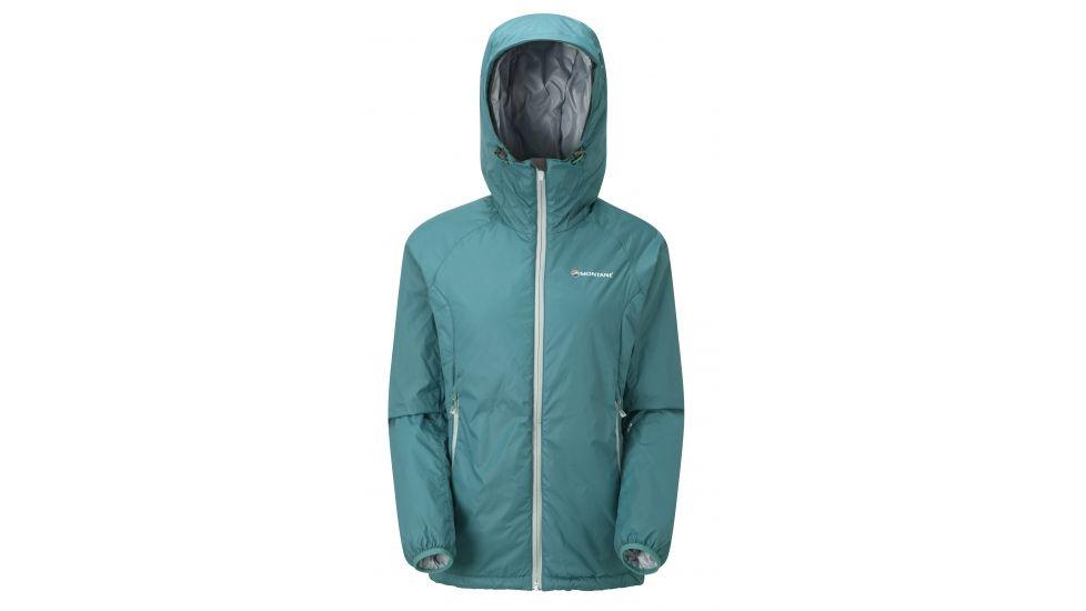 Montane Prism Jacket 女款PRIMALOFT保暖外套