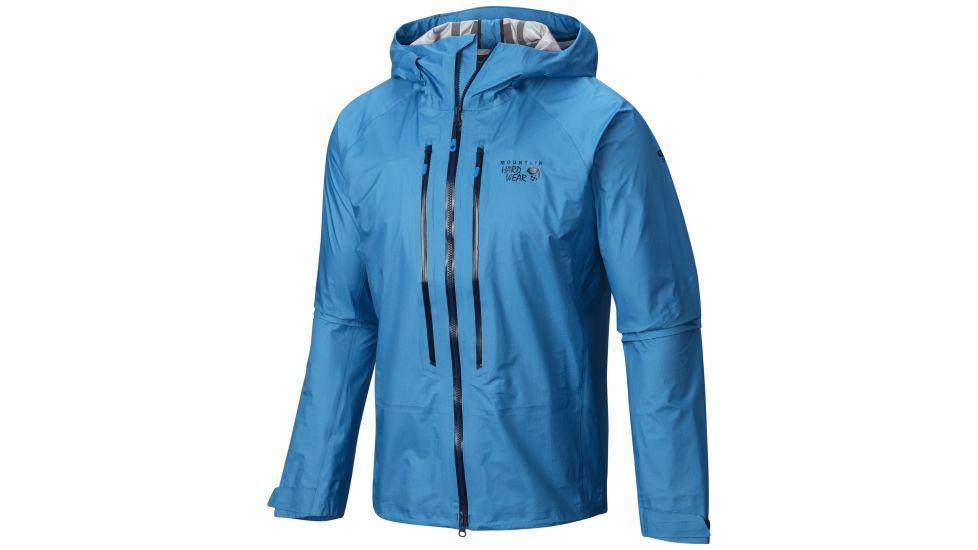 Mountain Hardwear Quasar II Jacket 山浩 男款防水冲锋衣