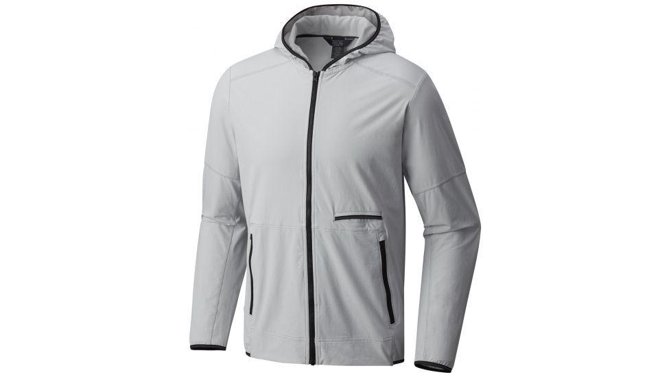 Mountain Hardwear Speedstone Hooded Jacket 山浩 男款防风防水户外软壳夹克