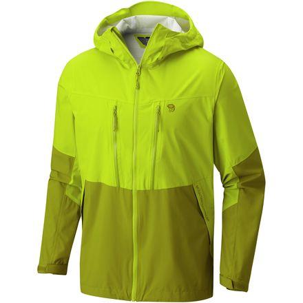 Mountain Hardwear Thundershadow Jacket 山浩 男款防水冲锋衣
