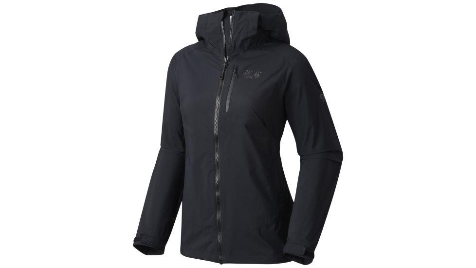 Mountain Hardwear ThunderShadow Jacket 山浩 女款防水冲锋衣
