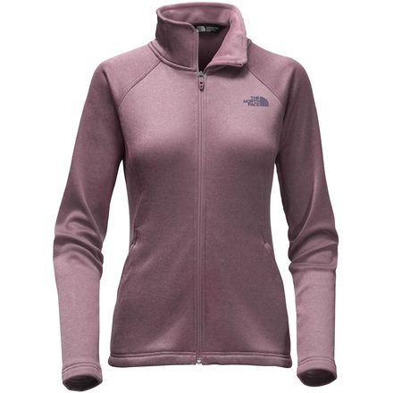The North Face Agave Fleece Jacket 北面 女款抓绒衣