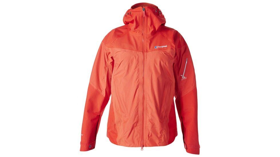 Berghaus Baffin Island Hydroshell Jacket 贝豪斯 女款防水冲锋衣