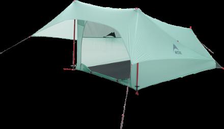 MSR Flylite 2-Person Trekking Pole Shelter 户外双人帐篷