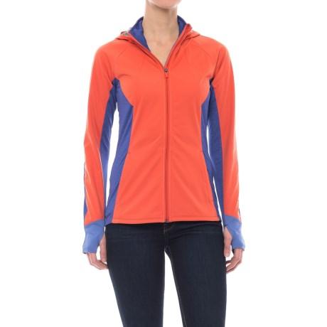 Merrell Sportswear Merrell Capra Hybrid Windblocker 3L Jacket 迈乐 女款户外防风夹克