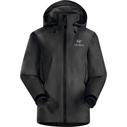 齐乐娱乐手机网页版_Arc'teryx Beta AR Jacket 始祖鸟 女款户外防水冲锋衣