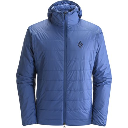 Black Diamond Access Insulated Hooded Jacket 黑钻 男款连帽棉服