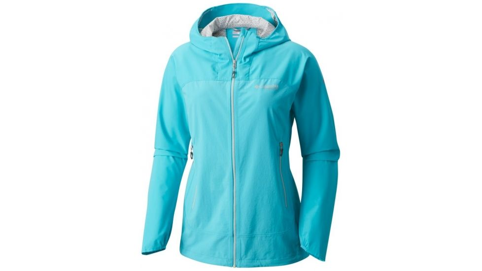 Columbia Crest to Creek Hybrid Shell Jacket 哥伦比亚 女款混合型防水夹克