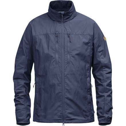 Fjallraven High Coast Hybrid Jacket 北极狐 男款户外防风夹克