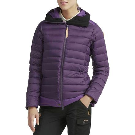 Fjallraven Keb Touring Down Jacket 北极狐 女款保暖羽绒外套