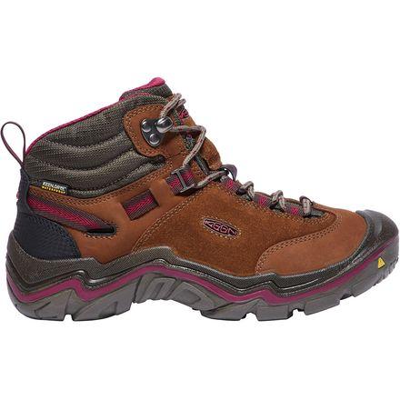 KEEN Laurel Mid Waterproof Hiking Boot 女款 户外登山鞋