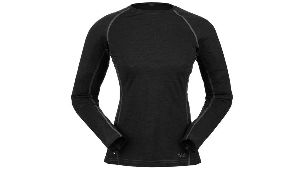 Rab MeCo 120 Long Sleeve Tee 女款长袖羊毛保暖排汗衣