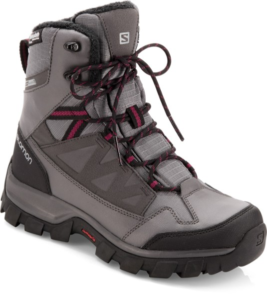 Salomon Chalten Thinsulate Climashield Waterproof Boots 萨洛蒙 女款户外雪地靴