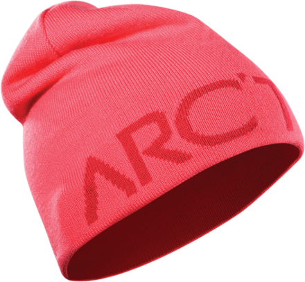 Arc'teryx Word Head Long Reversible Toque 始祖鸟保暖针织羊毛帽