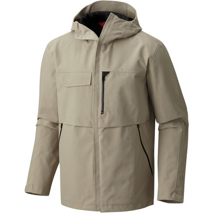 Mountain Hardwear Overlook Shell Jacket 山浩 男款连帽夹克