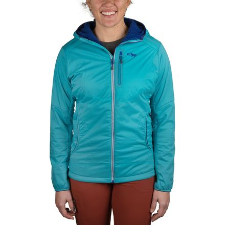 Outdoor Research Ascendant Insulated Hoody 女款连帽保暖外套