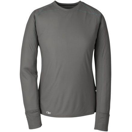 Outdoor Research Echo Long-Sleeve T-Shirt 女款 户外速干排汗衣