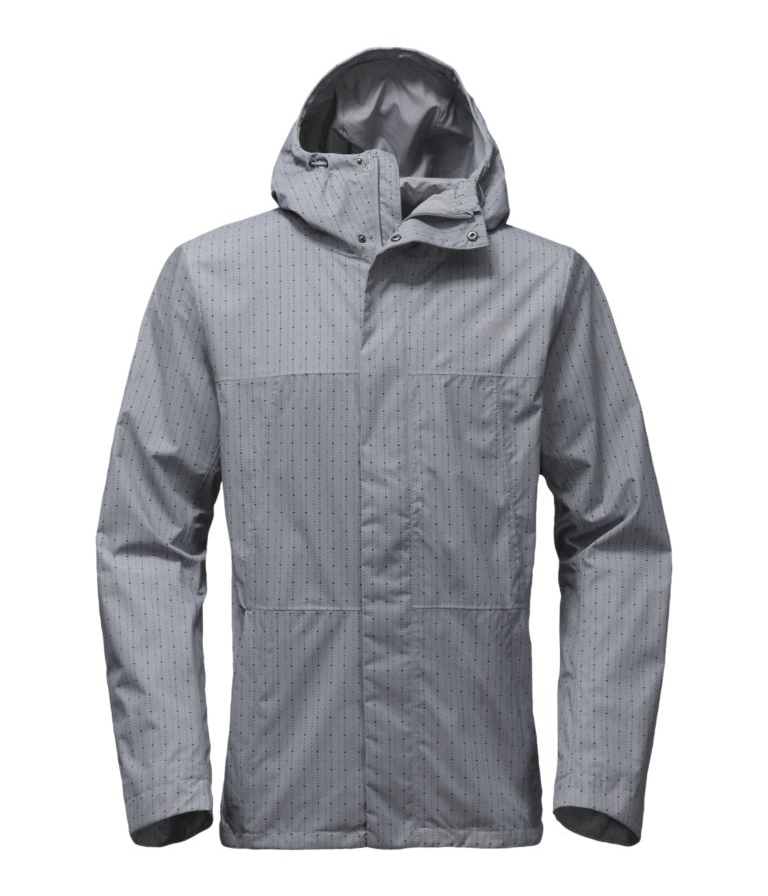 The North Face Folding Travel Rain Jacket 北面 男款防水冲锋衣