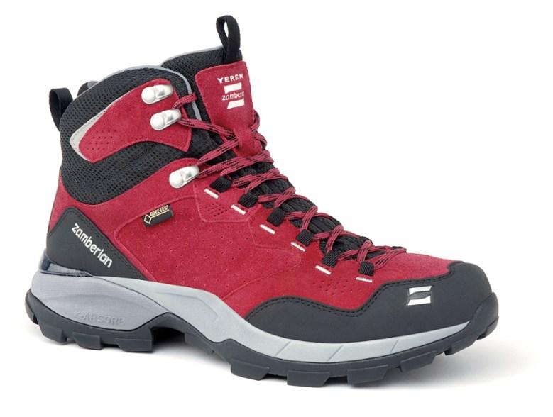 Zamberlan Yeren GTX RR Hiking Boots 赞贝拉 女款户外防水徒步登山鞋