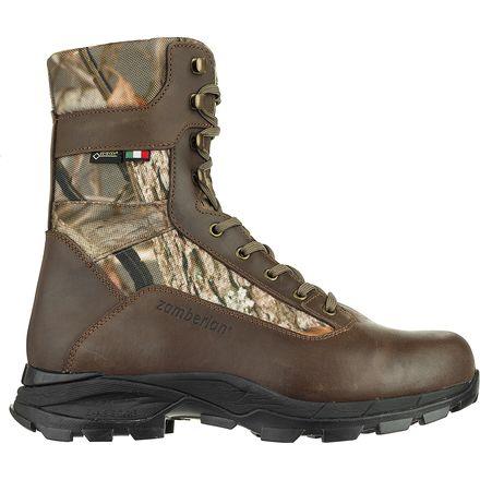 Zamberlan Bushmaster GTX Boot 赞贝拉 男款户外高帮徒步登山靴