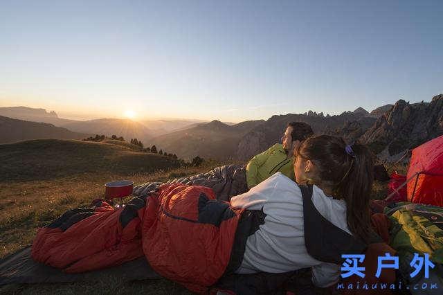 睡袋选购,聊聊户外睡袋的保暖功能