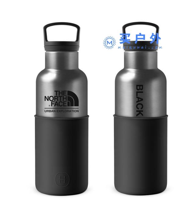 The North Face与HYDY携手打造限定保温瓶,陪你上山下海