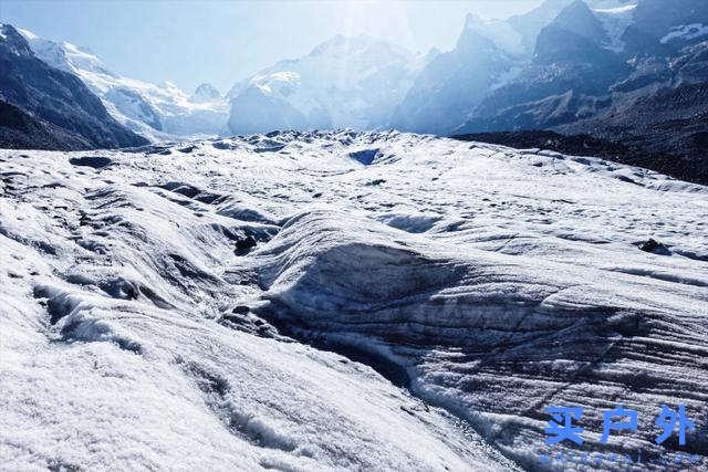 瑞士旅游,圣莫里兹到莫特瑞许冰河徒步之旅