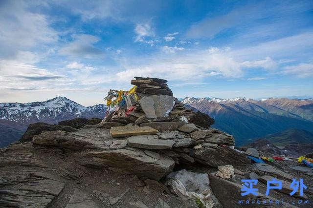 四姑娘山大峰攀登,开启你的第一座技术型雪山攀登