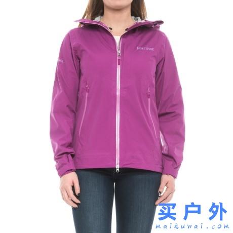 qile600_Marmot Dreamweaver Jacket 土拨鼠 女款防水冲锋衣