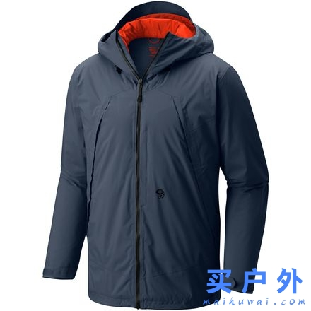 Mountain Hardwear Marauder Insulated Jacket 山浩 男款滑雪夹克