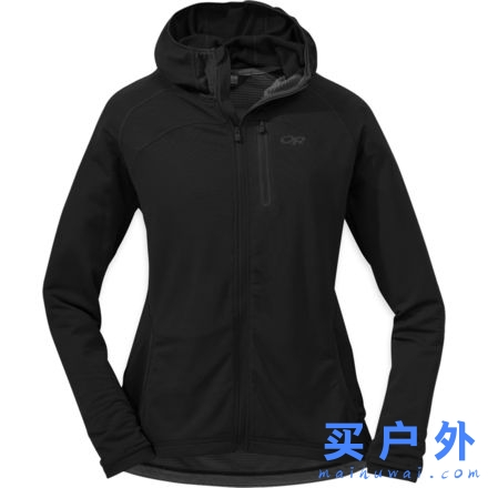 Outdoor Research Transition Hooded Fleece Jacket 女款连帽羊毛外套